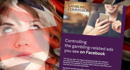 Facebook mengingatkan penjudi Inggris tentang alat dan opsi pengaturan