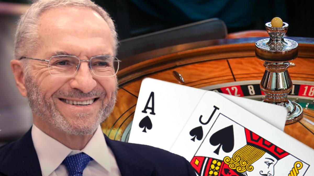 Edward Thorp Dengan Latar Belakang Blackjack dan Roulette