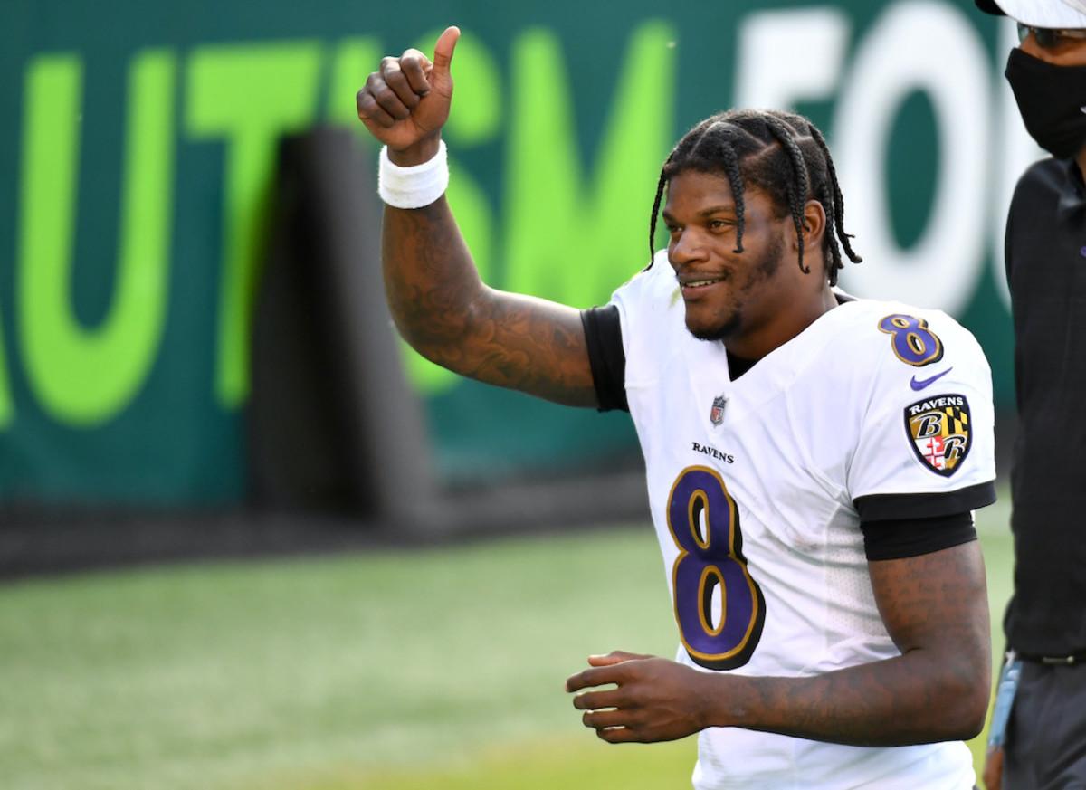 NFL Minggu 8 - Taruhan Terbaik Melawan Penyebaran Dari Tim Judi SI