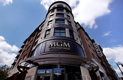 Perekam - Laporan: Tidak ditemukan peningkatan dalam masalah perjudian dari MGM Springfield